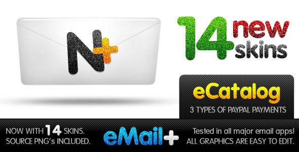 Blog Mail - Newsletters Email Templates