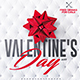 Valentine's Day Invitation  | Psd Template - GraphicRiver Item for Sale