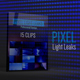 The Pixel Light Leaks - VideoHive Item for Sale