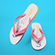 FlipFlops Mockup - GraphicRiver Item for Sale