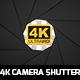 4K Camera Shutter - VideoHive Item for Sale