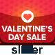 Valentine's Day Slider - GraphicRiver Item for Sale
