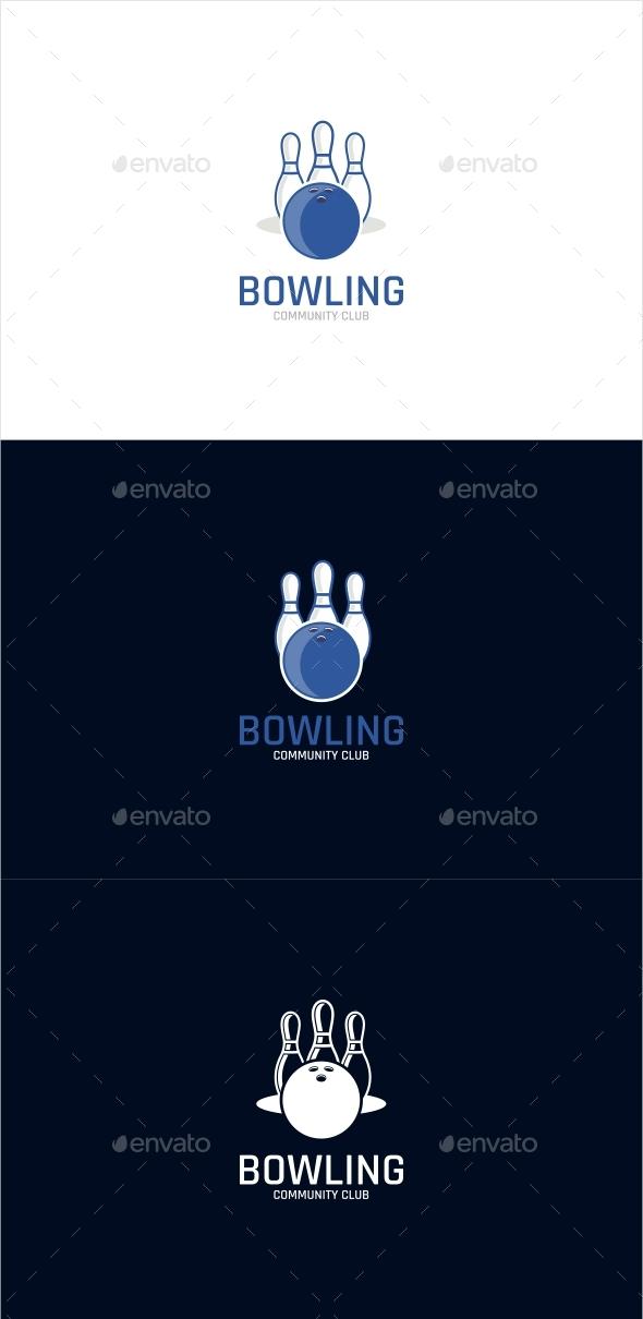 Bowling Club Logo - Sports Logo Templates