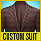 Suit Mockup - GraphicRiver Item for Sale