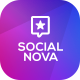 Social Nova PowerPoint Template