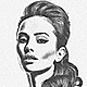 Fabric Pencil Sketch Photoshop Action - GraphicRiver Item for Sale