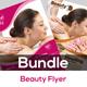 Spa & Beauty Flyers Templates