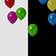 Flying Balloons - VideoHive Item for Sale
