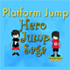 Platform Jump Unity3D Game Source Code