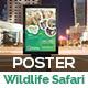 Wildlife Safari Poster Template