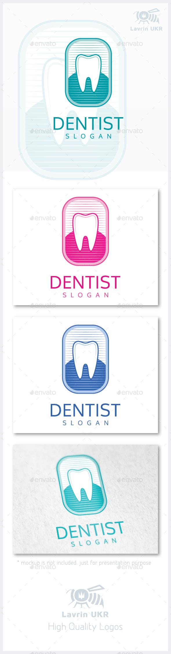 Dentist - Company Logo Templates