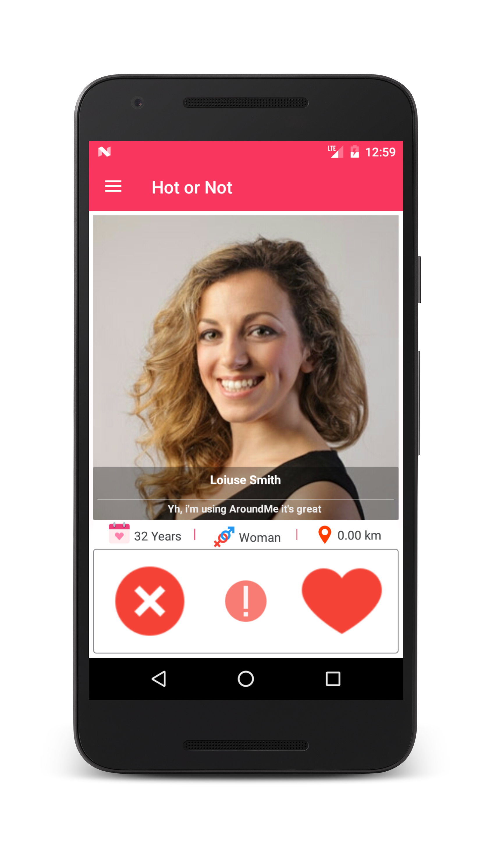 hot dating apps The grade is a female-friendly mobile dating application that holds users accountable for their behavior by using a proprietary algorithm that assigns letter grades to users ranging from a+ to f based on profile quality, responsiveness, and message quality.