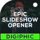 Epic Slideshow Opener - VideoHive Item for Sale