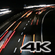 Highway Traffic Cars at Night - VideoHive Item for Sale