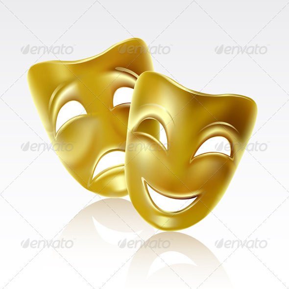 Theatrical masks - Media Technology