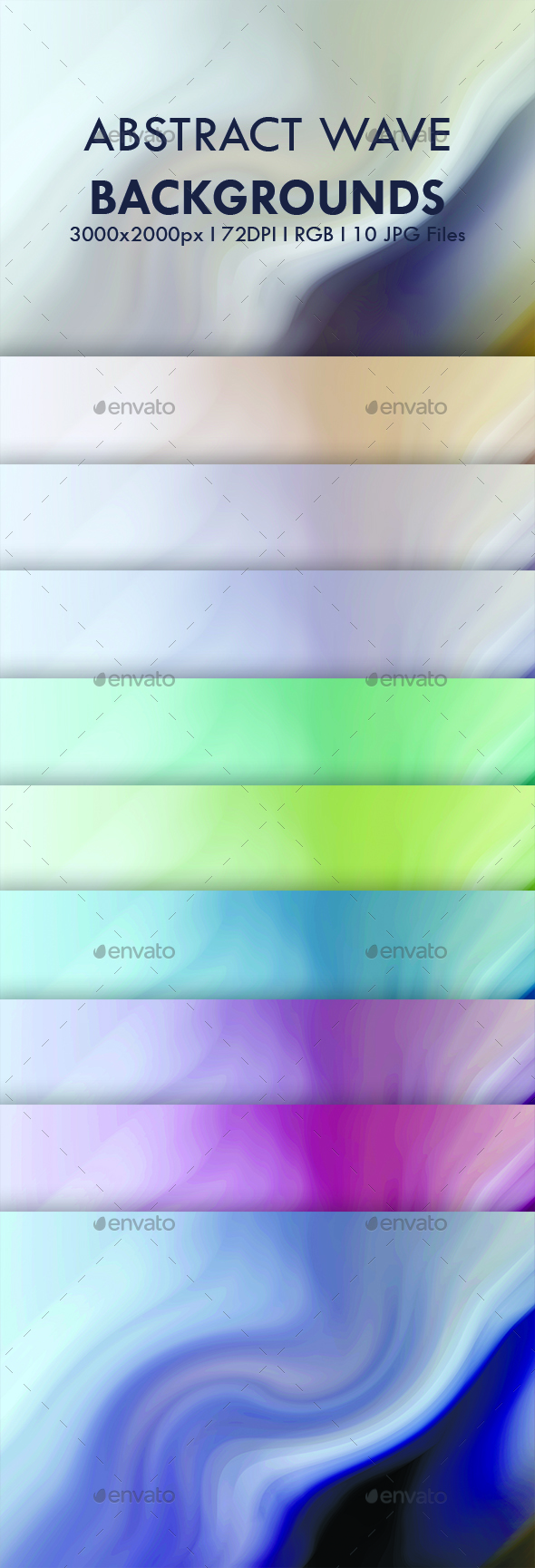 Abstract Wave - Abstract Backgrounds