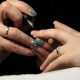 Applying a Reinforcing Composition on the Nails - VideoHive Item for Sale