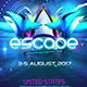 EDM Web Banner 3rd Edition - GraphicRiver Item for Sale