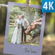 Photo Memories on Trees - VideoHive Item for Sale