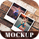 Photo Frame MockUp - GraphicRiver Item for Sale