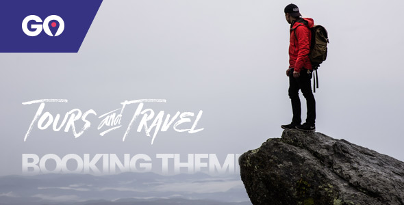 Go - Love Travel WordPress Theme