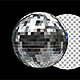 Disco Ball Loop Rotation #4 - VideoHive Item for Sale