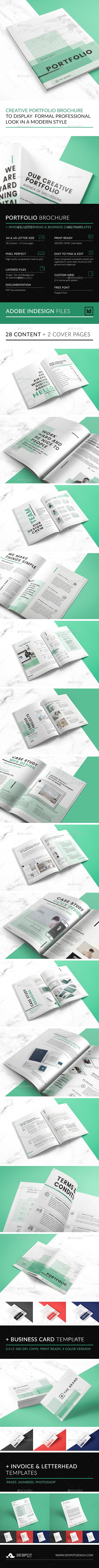 The Brand Portfolio - Portfolio Brochures