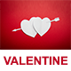 VALENTINE - Responsive Email Template With Stamp Ready Builder Access Nulled