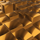 Golden Cubes 4K - VideoHive Item for Sale