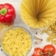 Pasta Products, Fresh Meat and Vegetables - VideoHive Item for Sale