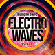 Electronic Waves - Flyer Template - GraphicRiver Item for Sale