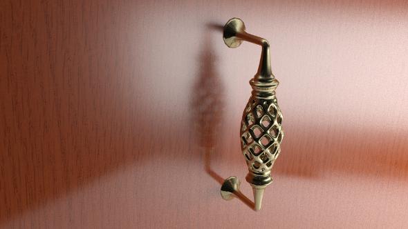 Handle - 3DOcean Item for Sale