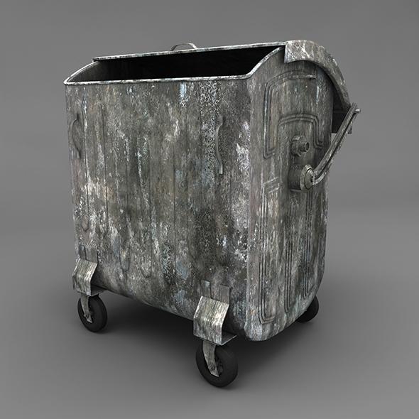 Trash - 3DOcean Item for Sale