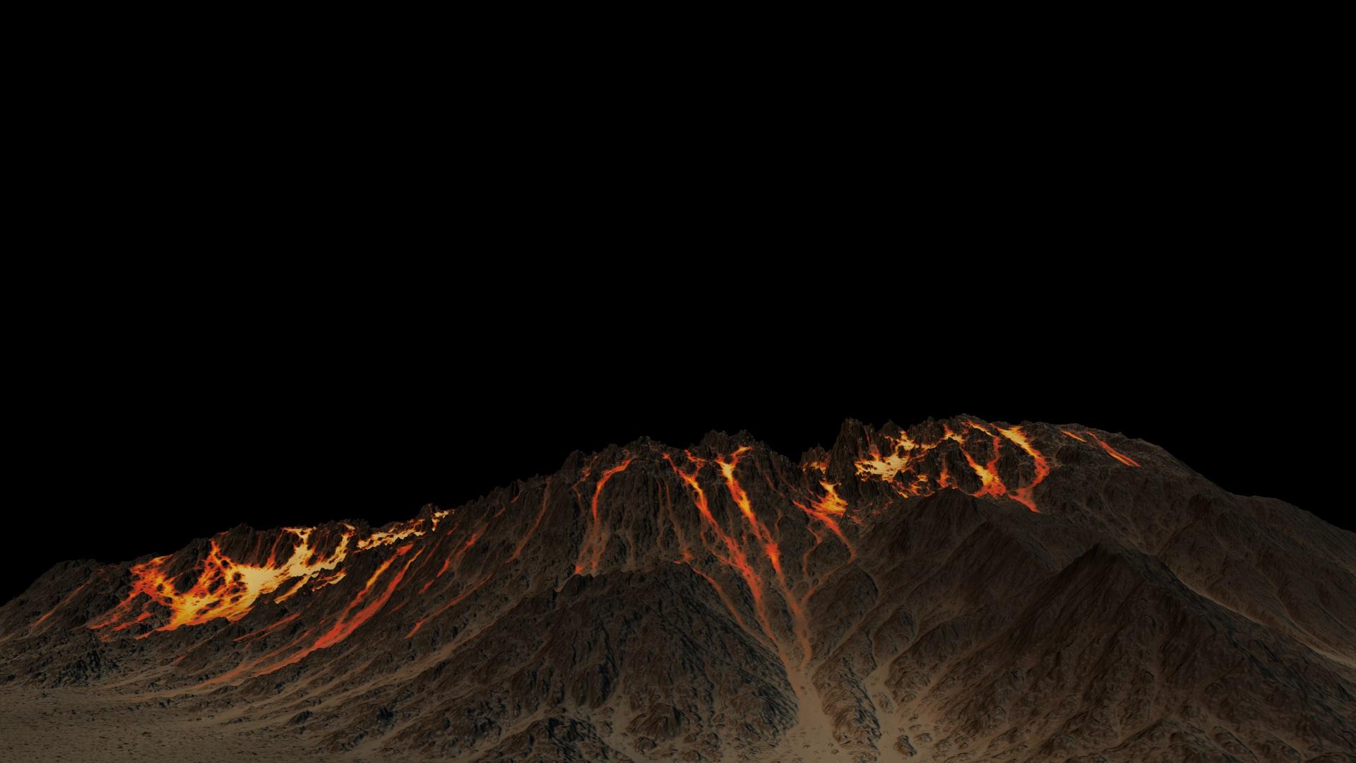 volcano 3