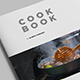 Cookbook Template - GraphicRiver Item for Sale