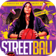Streetball Challenge Flyer Template - GraphicRiver Item for Sale