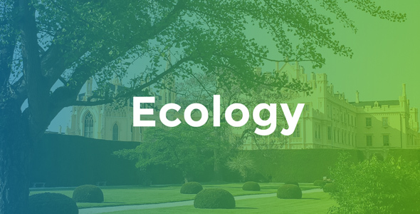 Ecology – Environment & Non-Profit