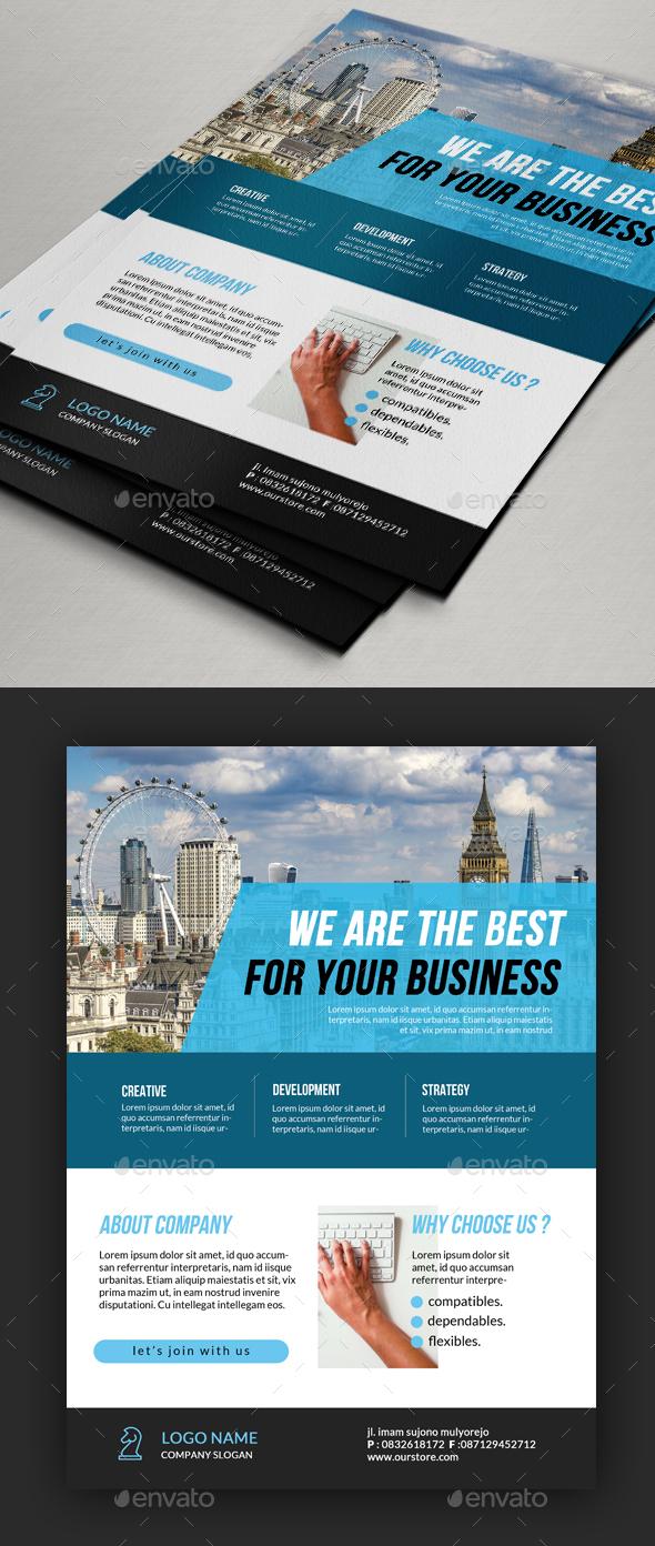 Multipurpose Corporate Designs - Corporate Flyers