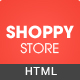 ShoppyStore - Multipurpose eCommerce HTML5 Template Nulled