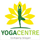 Yoga Centre Logo - GraphicRiver Item for Sale