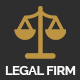 LegalFirm - Insurance and Lawyer Business Drupal 8 Theme