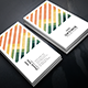 WV Creative Business Card - GraphicRiver Item for Sale