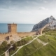 Walls of the Genoese Fortress - VideoHive Item for Sale
