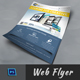 Web Design Flyer Templates - GraphicRiver Item for Sale