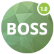 BOSS - Personal Portfolio Template Nulled