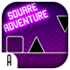 Square Adventure - HTML5 Game (CAPX) - CodeCanyon Item for Sale