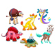 Group of Strange Animals - GraphicRiver Item for Sale