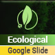 Ecological Google Slides Presentation Template - GraphicRiver Item for Sale