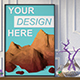 Mockup Poster on Table Vol. 1 - GraphicRiver Item for Sale
