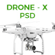 Drone X - Product Landing Page - ThemeForest Item for Sale